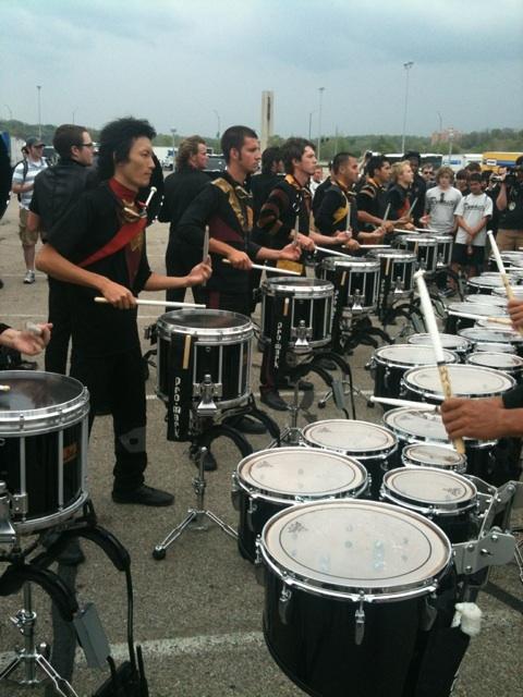 WGI Percussion World Championships