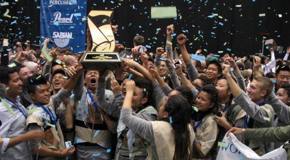 WGI Percussion Finals 2011