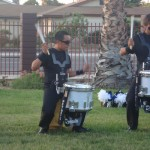 drum corps audition