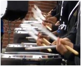 Drum Corps Audition Getting Cut