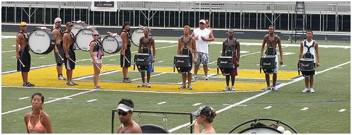 drum corps drumline audition - get accepted