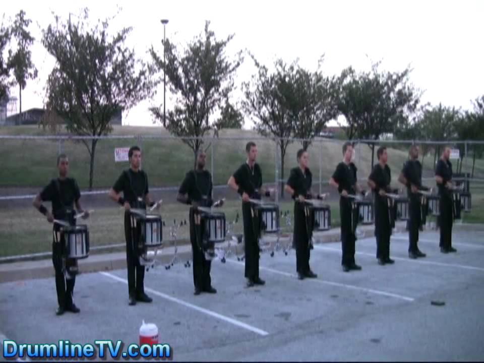 2010  Blue Devils Drumline – DCI Finals – 8/14/10