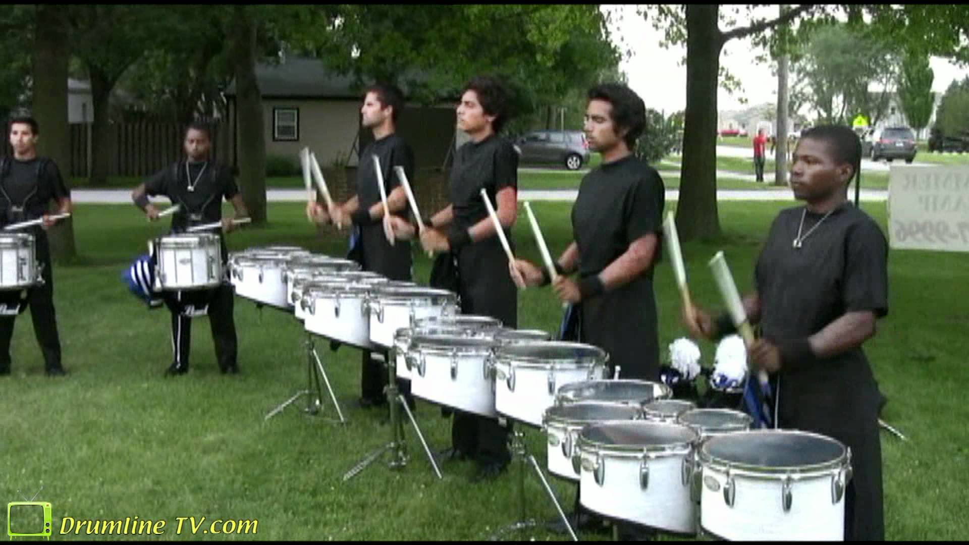2011 Blue Devils Drumline – Celebration in Brass – July 12, 2011