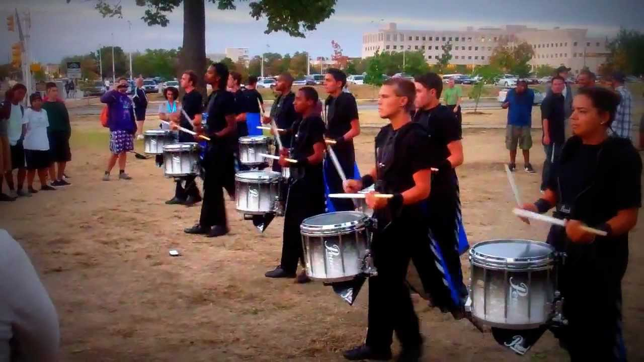 2012 Blue Devils drumline- DCI Semifinals
