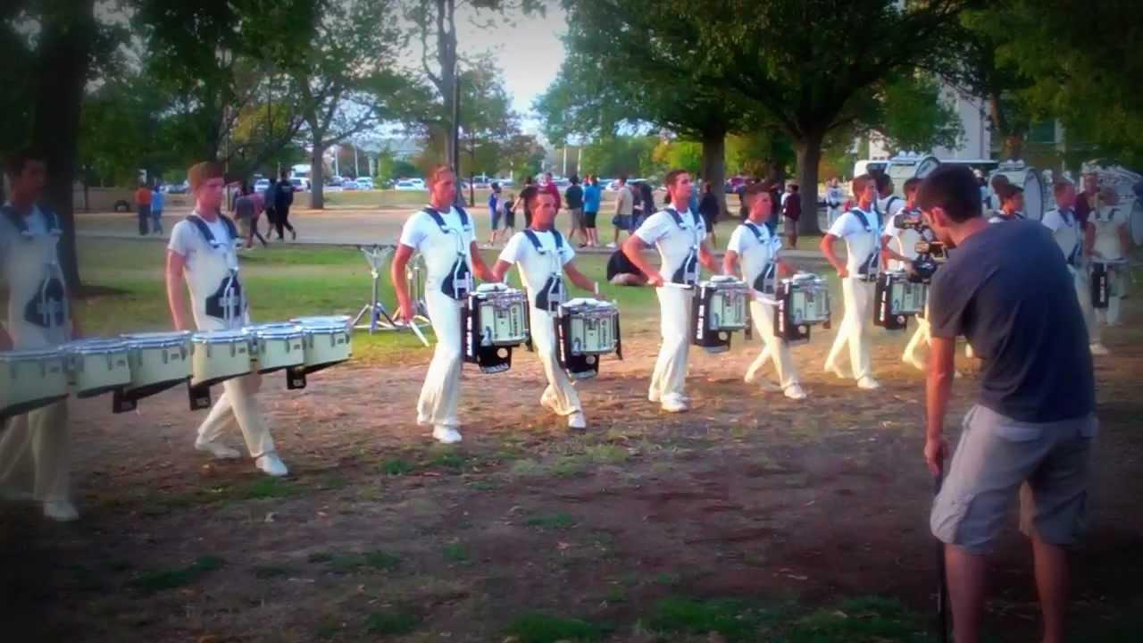 2012 Carolina Crown drumline- DCI Semifinals