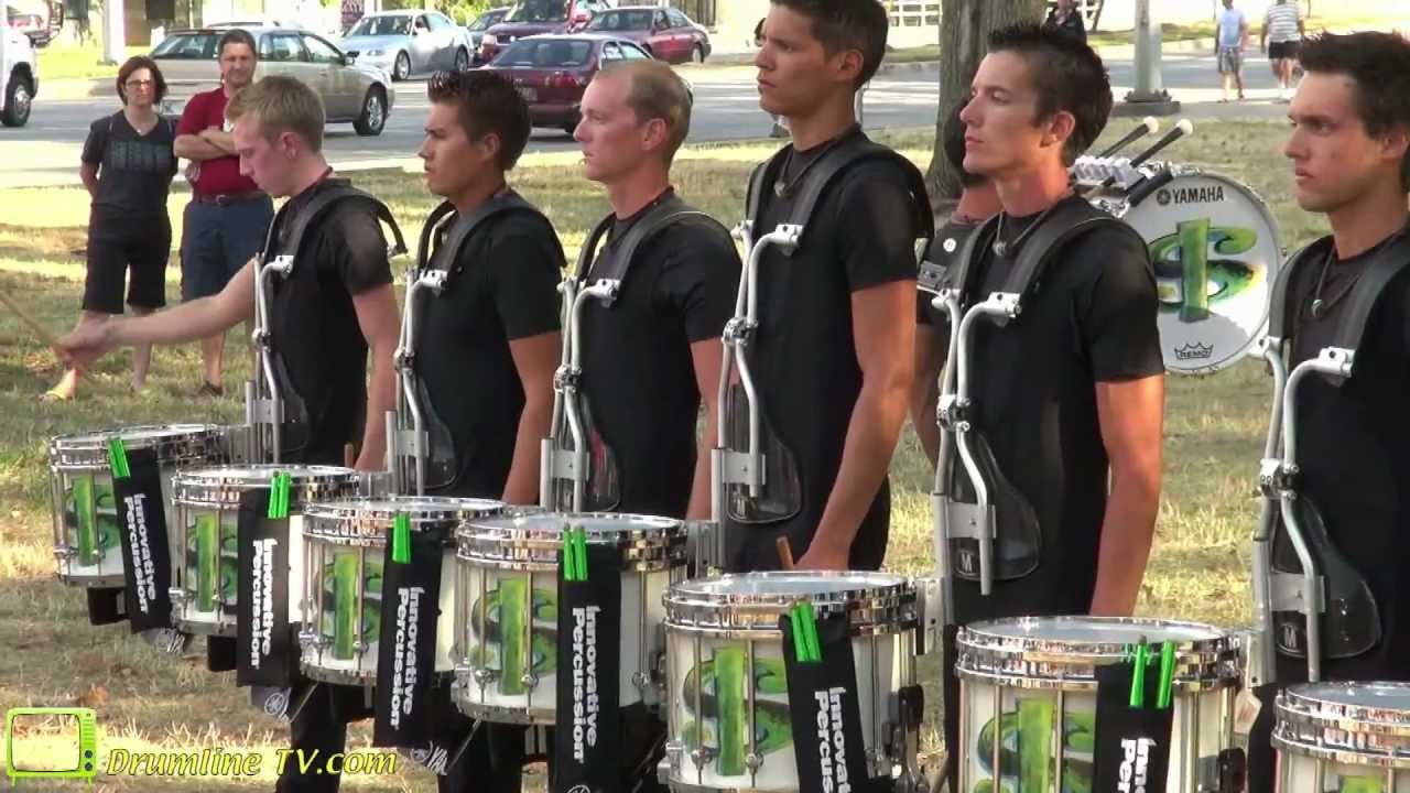 2012 Cavaliers Drumline – DCI Semi-Finals Show – Indianapolis, Indiana – August 10, 2012
