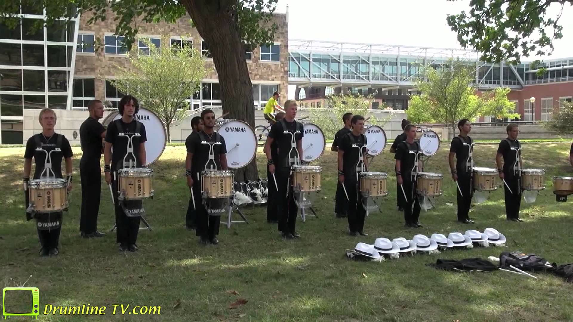2012 Crossmen Drumline – DCI Semi-Finals Show – Indianapolis, Indiana – August 10, 2012