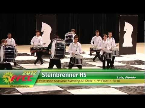 2012 FFCC Percussion Championship Highlights