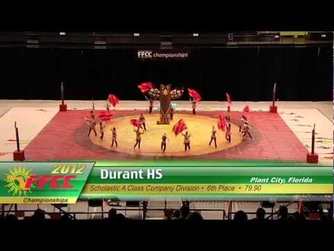 2012 FFCC Winter Guard & Percussion Championship Highlights (A, Open, World)