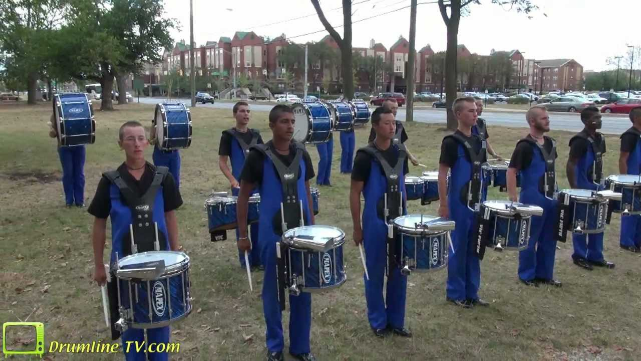 2012 Jersey Surf Drumline – DCI Semi-Finals Show – Indianapolis, Indiana – August 10, 2012