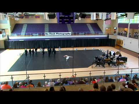 2012 Liberty University Indoor Drumline
