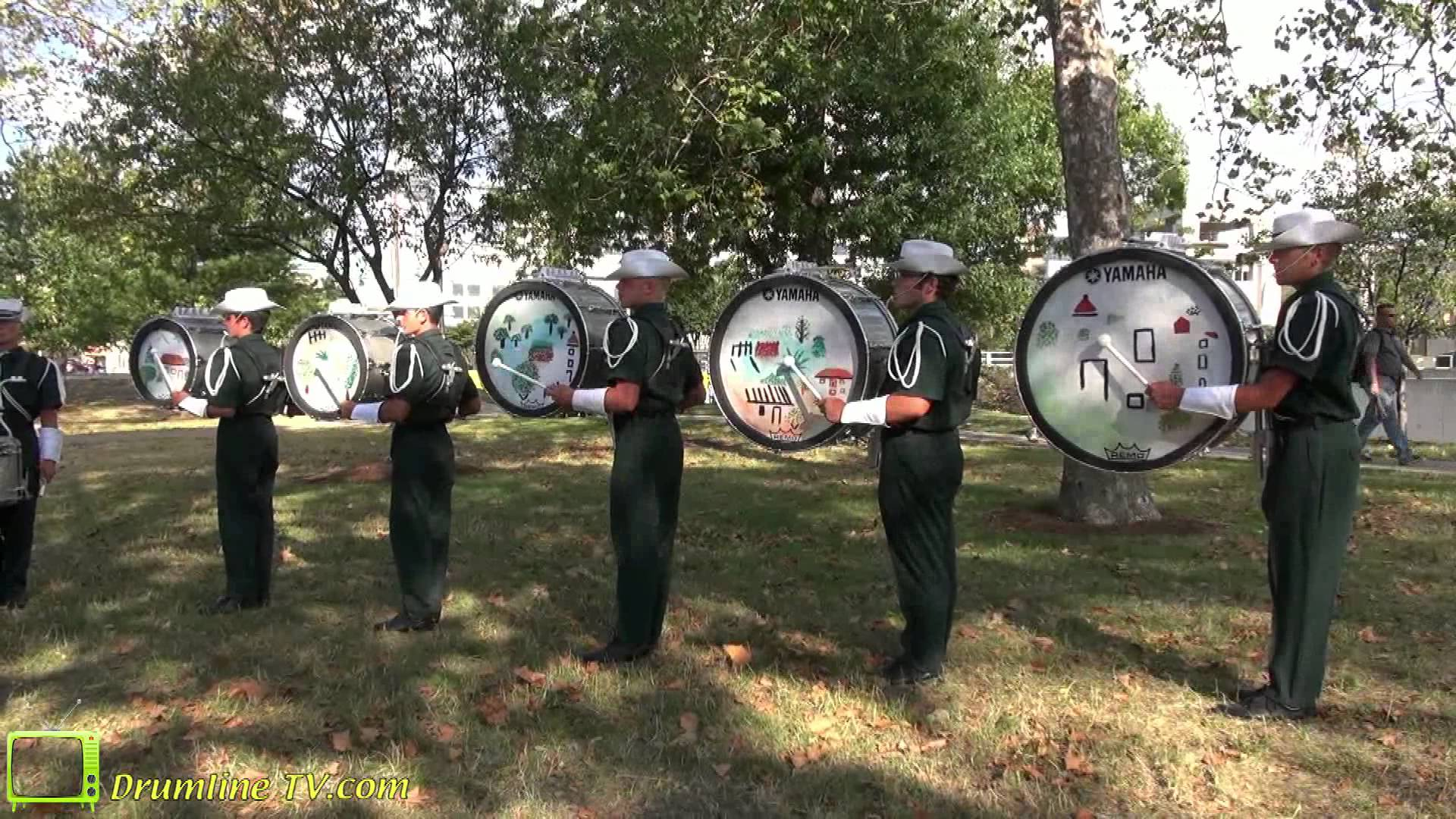 2012 Madison Scouts Drumline – DCI Semi-Finals Show – Indianapolis, Indiana – August 10, 2012