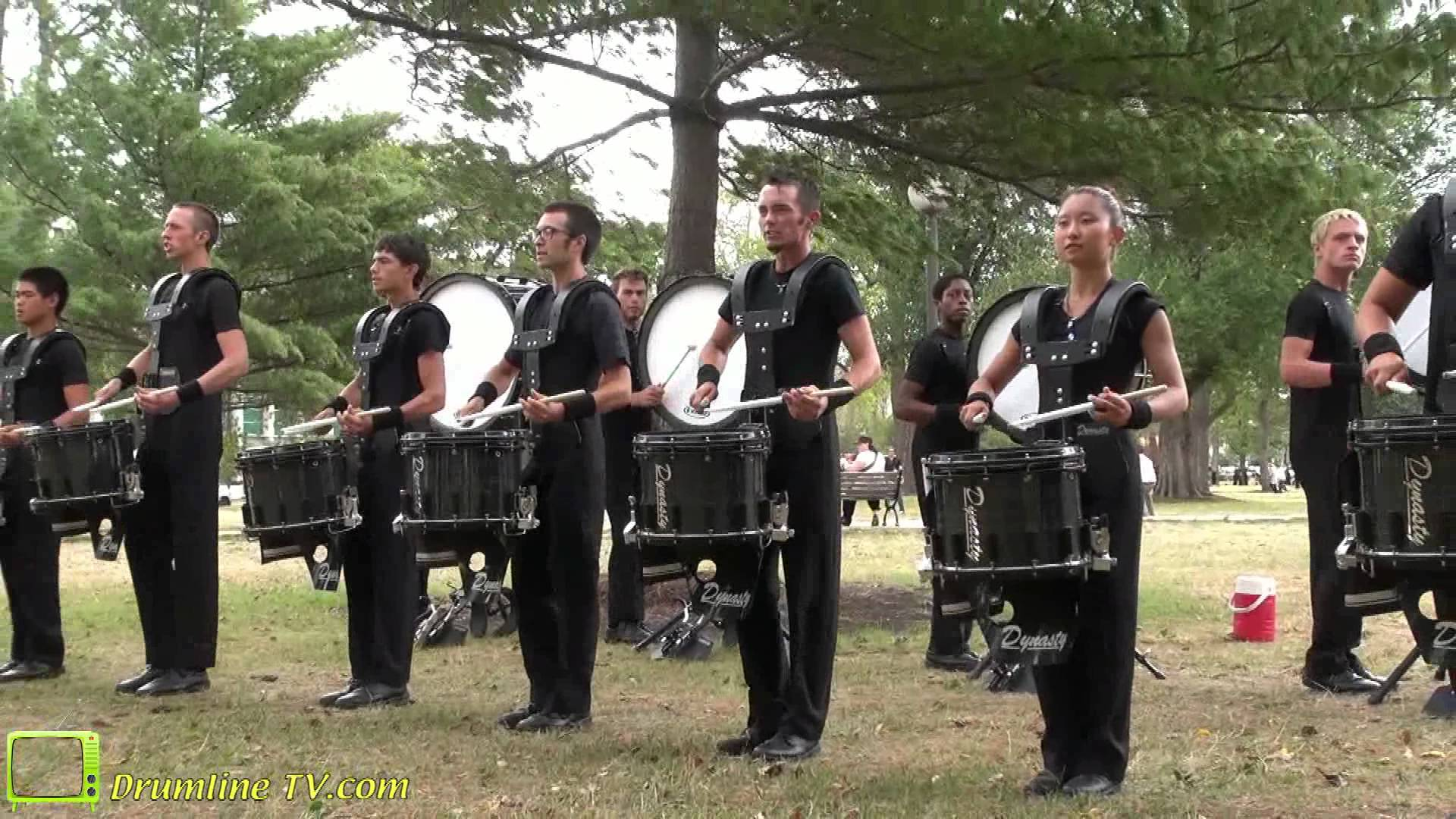 2012 Oregon Crusaders Drumline – DCI Semi-Finals Show – Indianapolis, Indiana – August 10, 2012