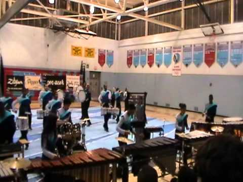 2012 Pennsauken Indoor Drumline ~ Motivate ~ MAPS Home Show (Exhibition)