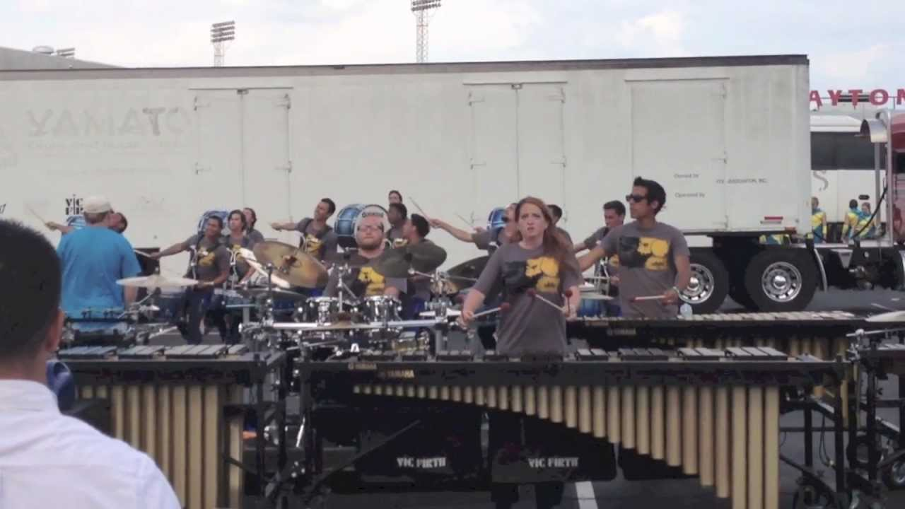 "2012 Pulse Percussion – ""In The Lot"" at WGI World Championships (Full Run)"