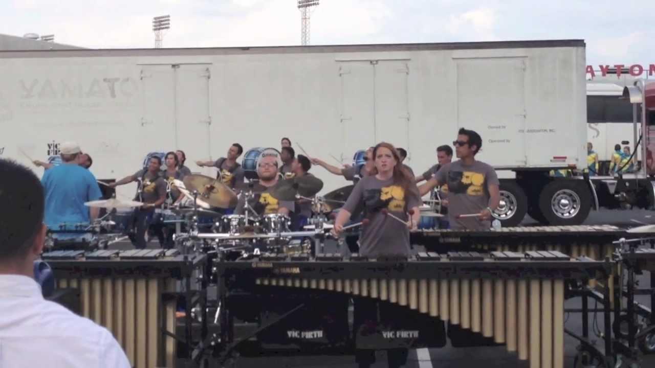 "2012 Pulse Percussion – ""In The Lot"" at WGI World Championships (Full Run)"
