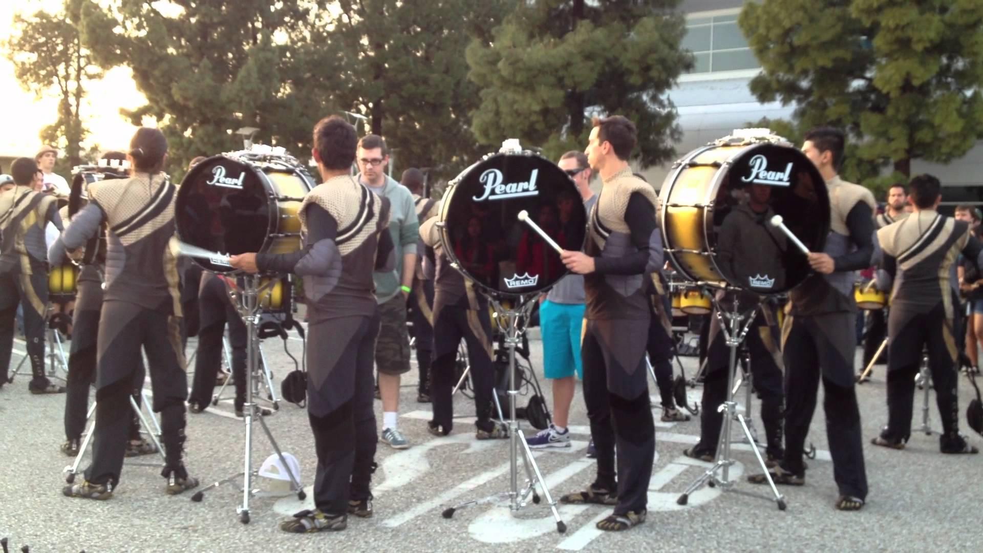 2012 RCC Drumline Parashoot