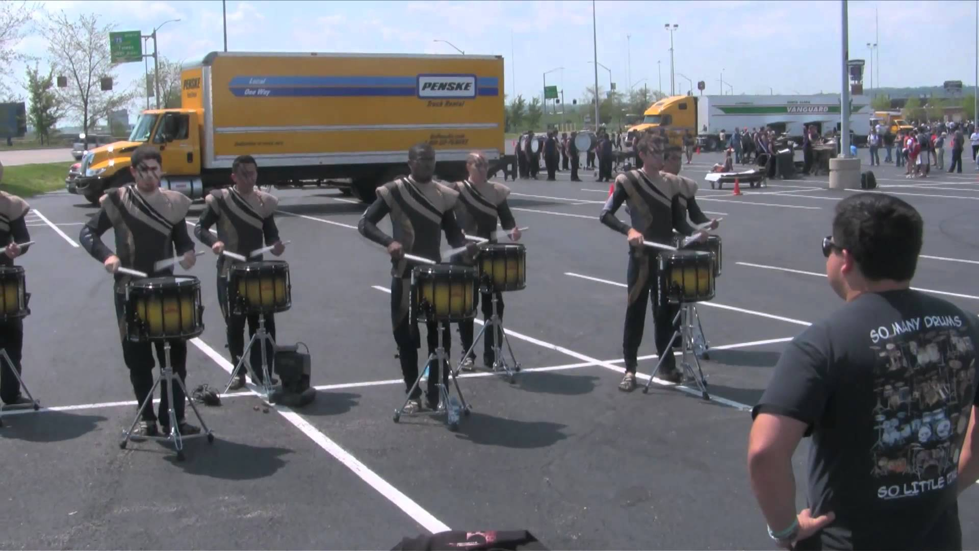 2012 RCC Finals Snares Book 1 HD