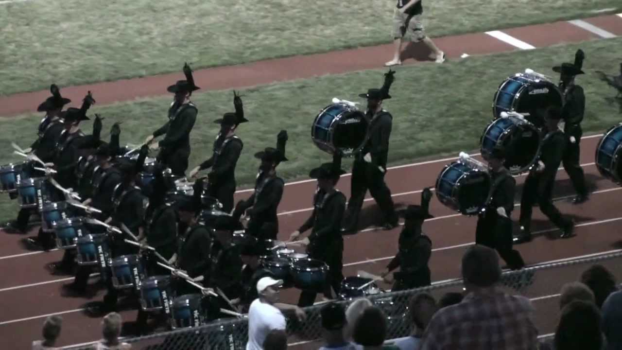 2012 reading buccaneers drum corps-2