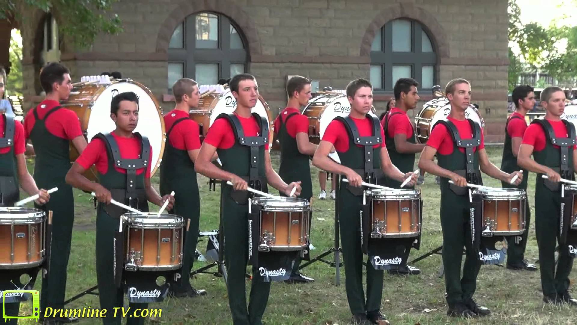 2012 Santa Clara Vanguard Drumline – DCI Semi-Finals Show – Indianapolis, Indiana – August 10, 2012