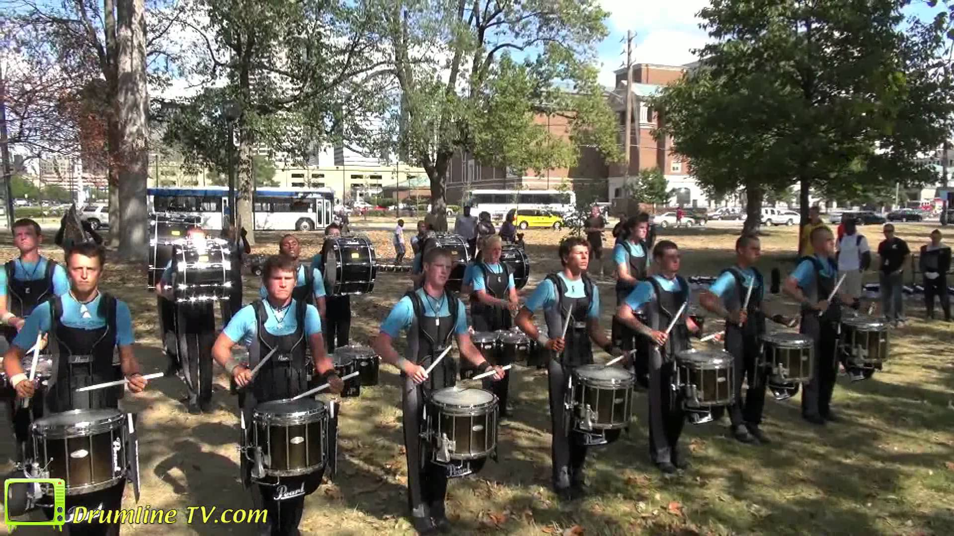 2012 Spirit of Atlanta Drumline – DCI Semi-Finals Show – Indianapolis, Indiana – August 10, 2012