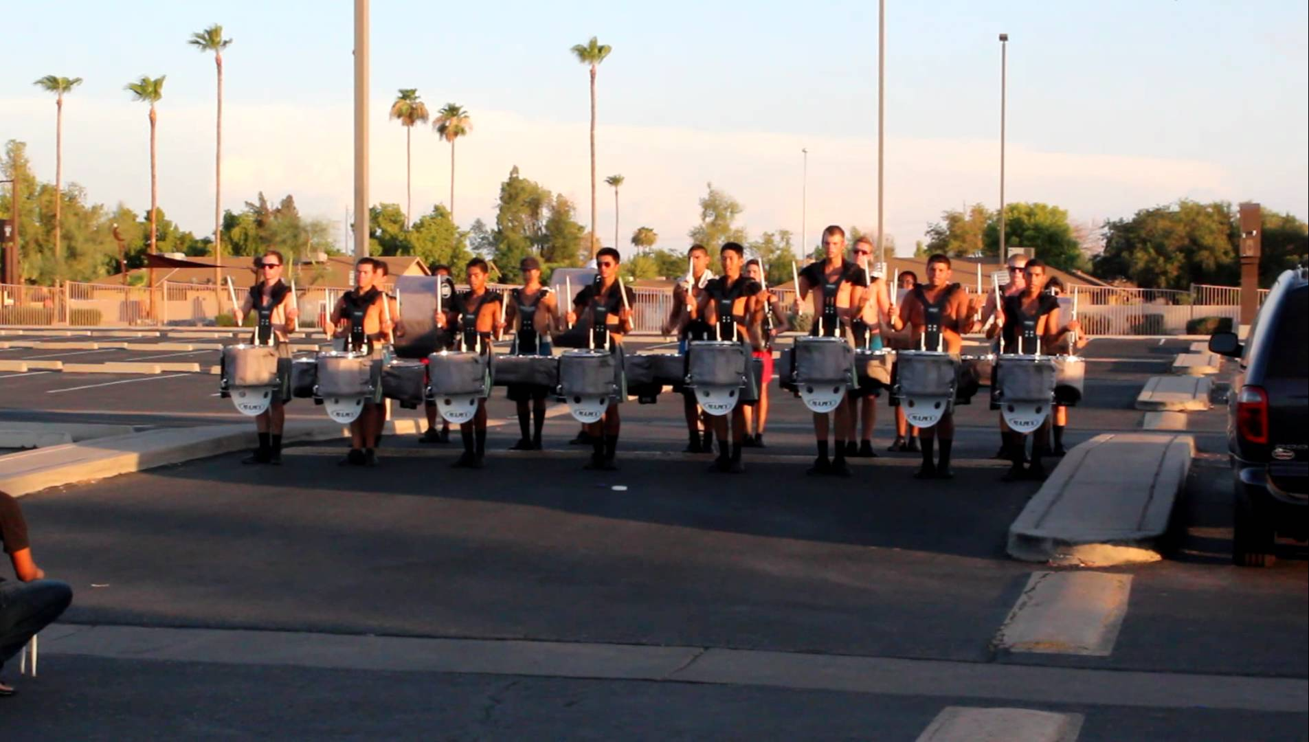 2012 – The Academy Drumline – Book – Mvt 4 (6/28)