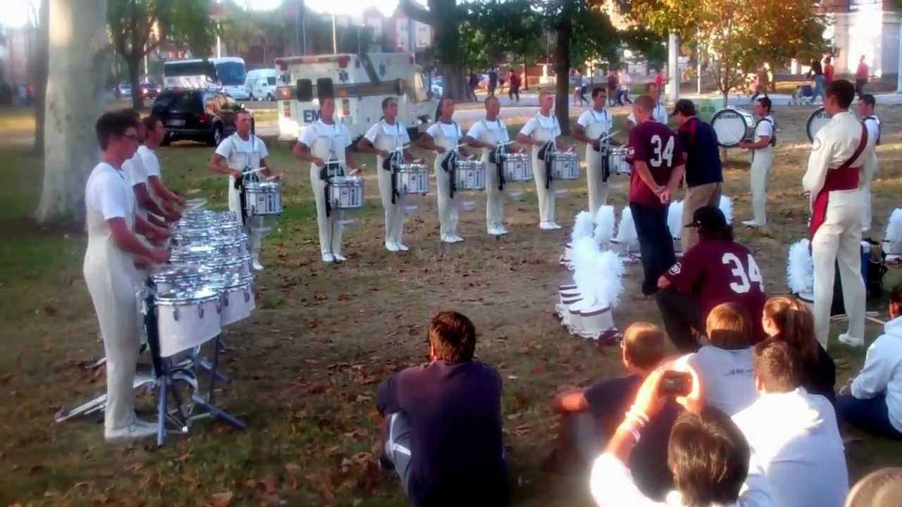 2012 The Cadets drumline- DCI Semifinals