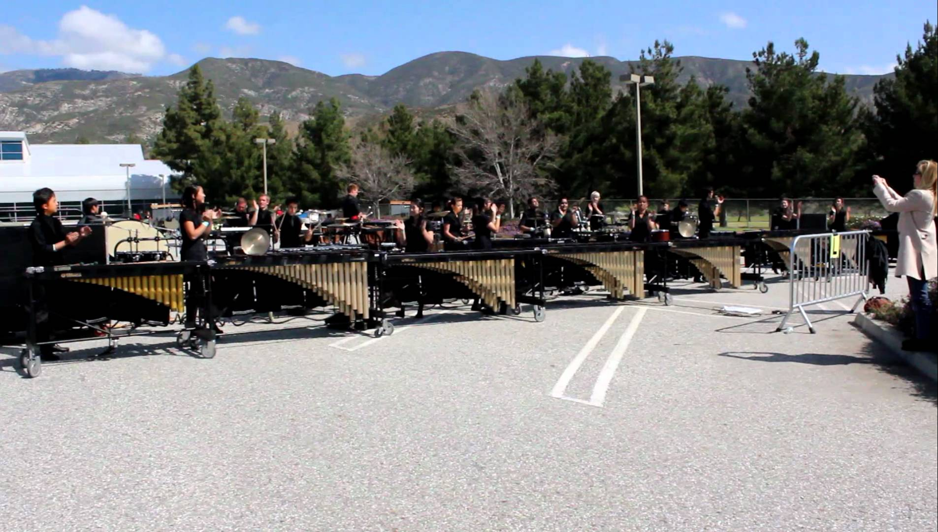 2012 – Woodbridge High School – Concert Ensemble – WGI Western Finals (3/25)