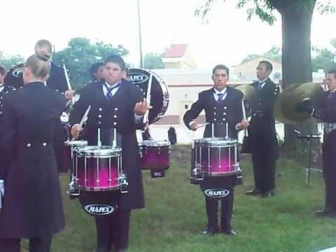 Academy Drumline 2012 Book segment DCI MN