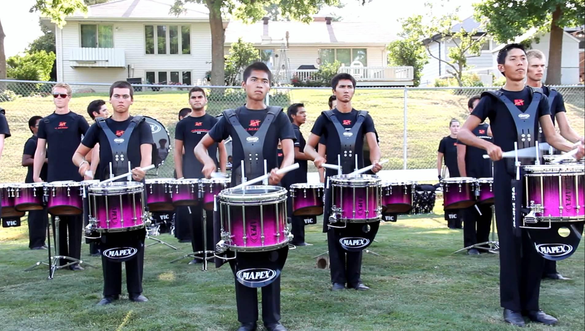 Academy Drumline @ DCI in Omaha