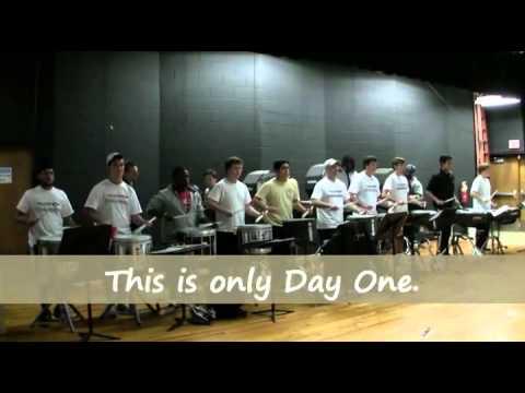 Atlanta CV 2012 Drumline Teaser