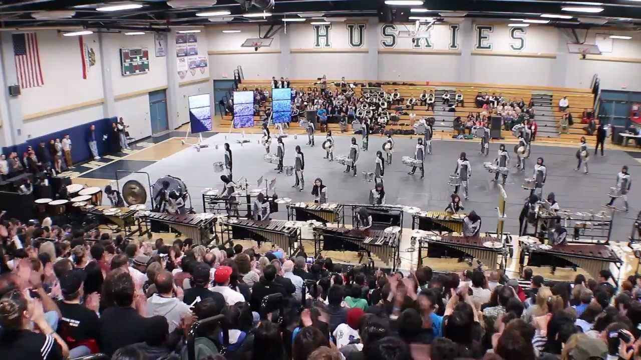 Ayala Drumline 2012 Marching Percussion –In the Dark–