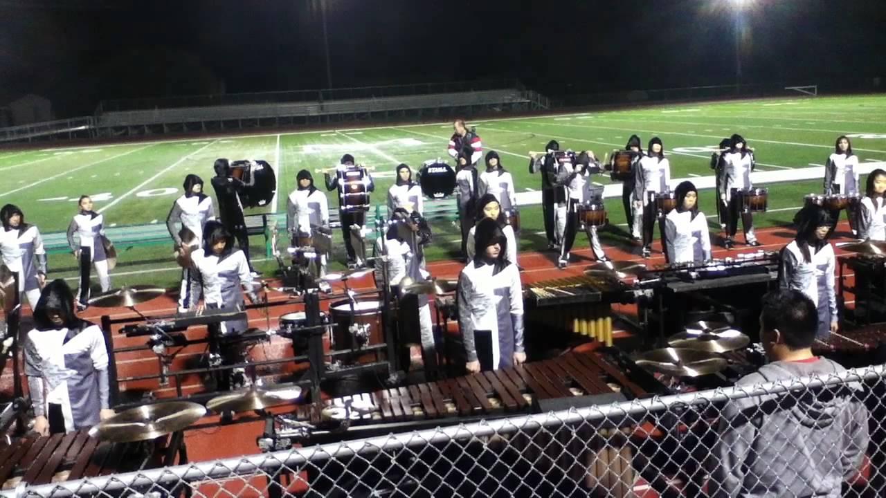 Ayala High School Drumline 2012