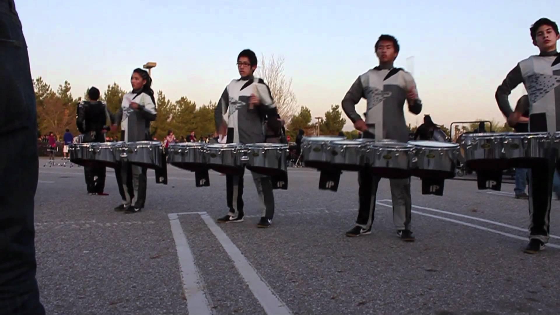 Ayala High School Drumline @ SCPA Finals – Book 1