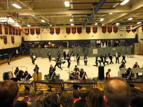 Baldwinsville Indoor Percussion 2012 – IDENTITY – 4 – ESM