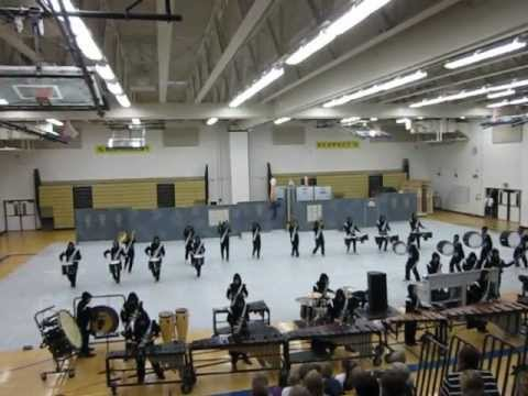 Baldwinsville Indoor Percussion 2012 – IDENTITY – 6 – Gorham