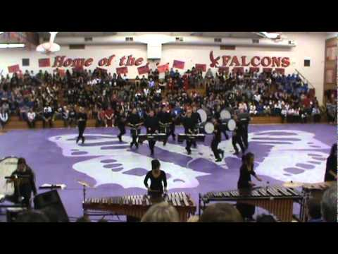 Benicia High School Open Percussion 03-03-2012