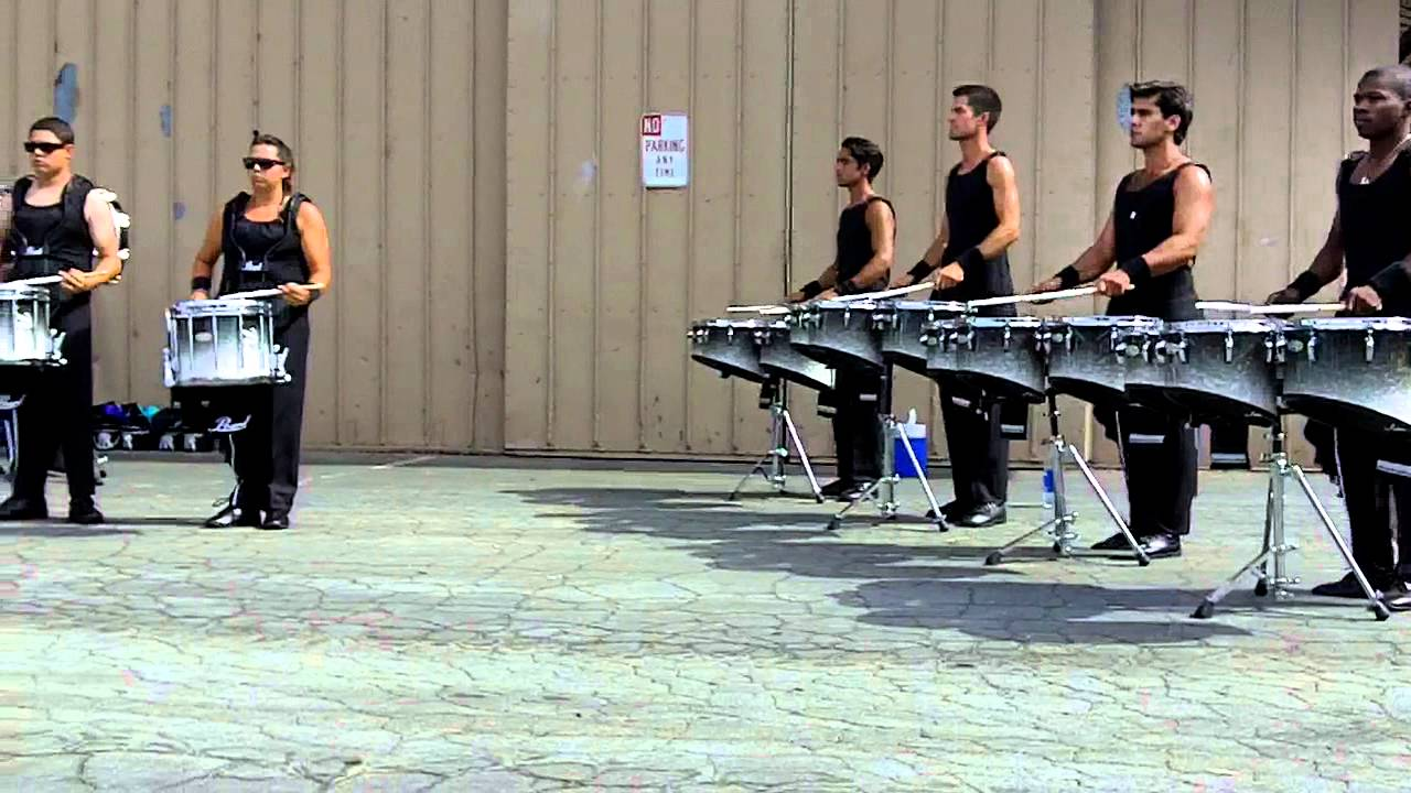 Blue Devils 2012 – Drum Solo @ Family Day