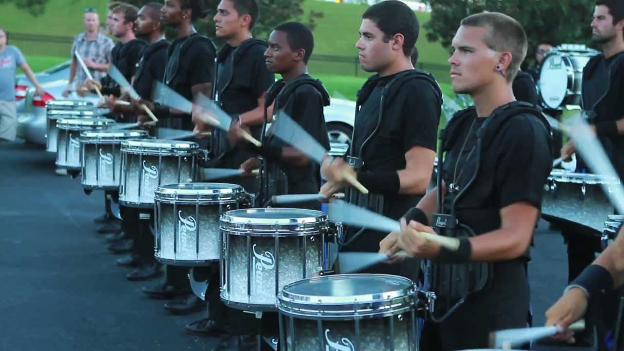 Blue Devils 2012 Drumline lot – Feature [1080HD]