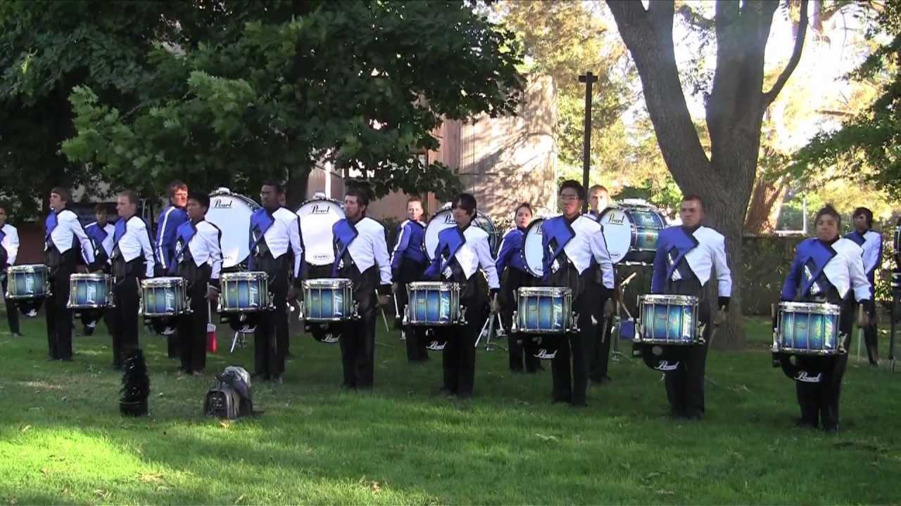 Blue Devils B Drumline 2012 – Show Music 1