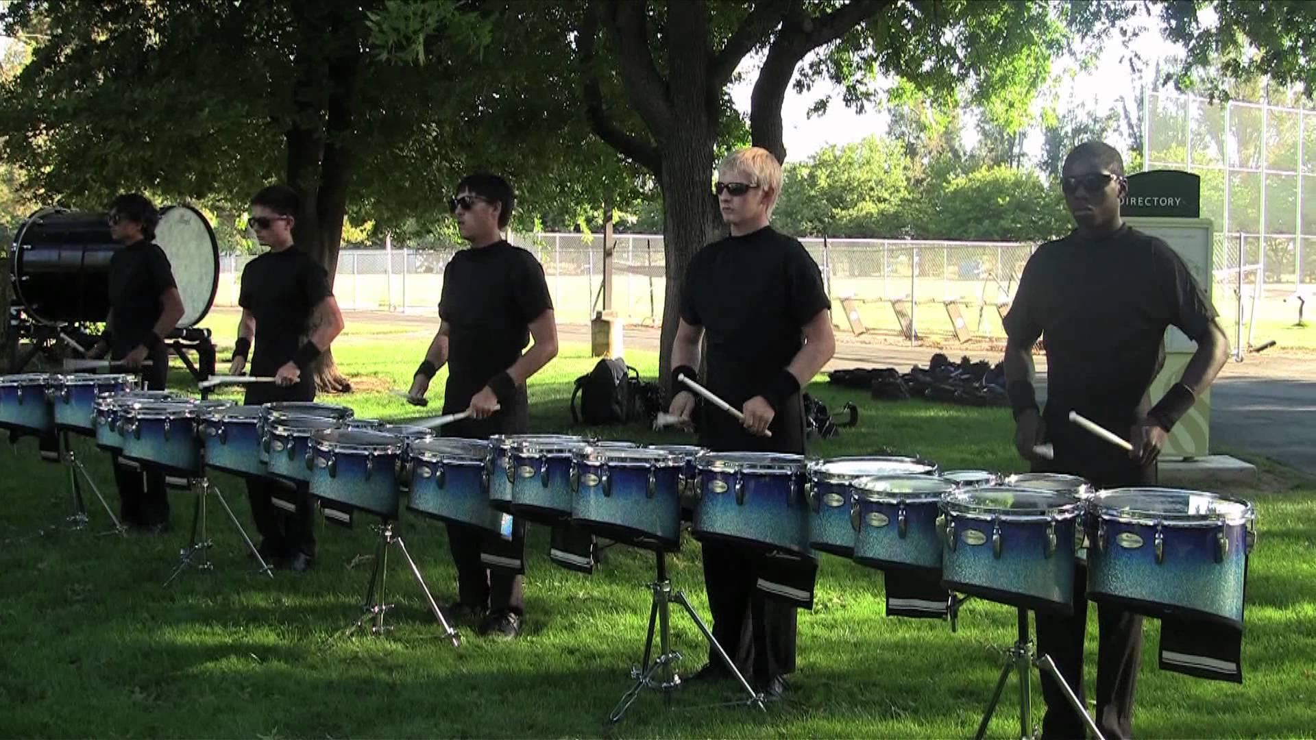 Blue Devils B Drumline 2012 – Show Music 2