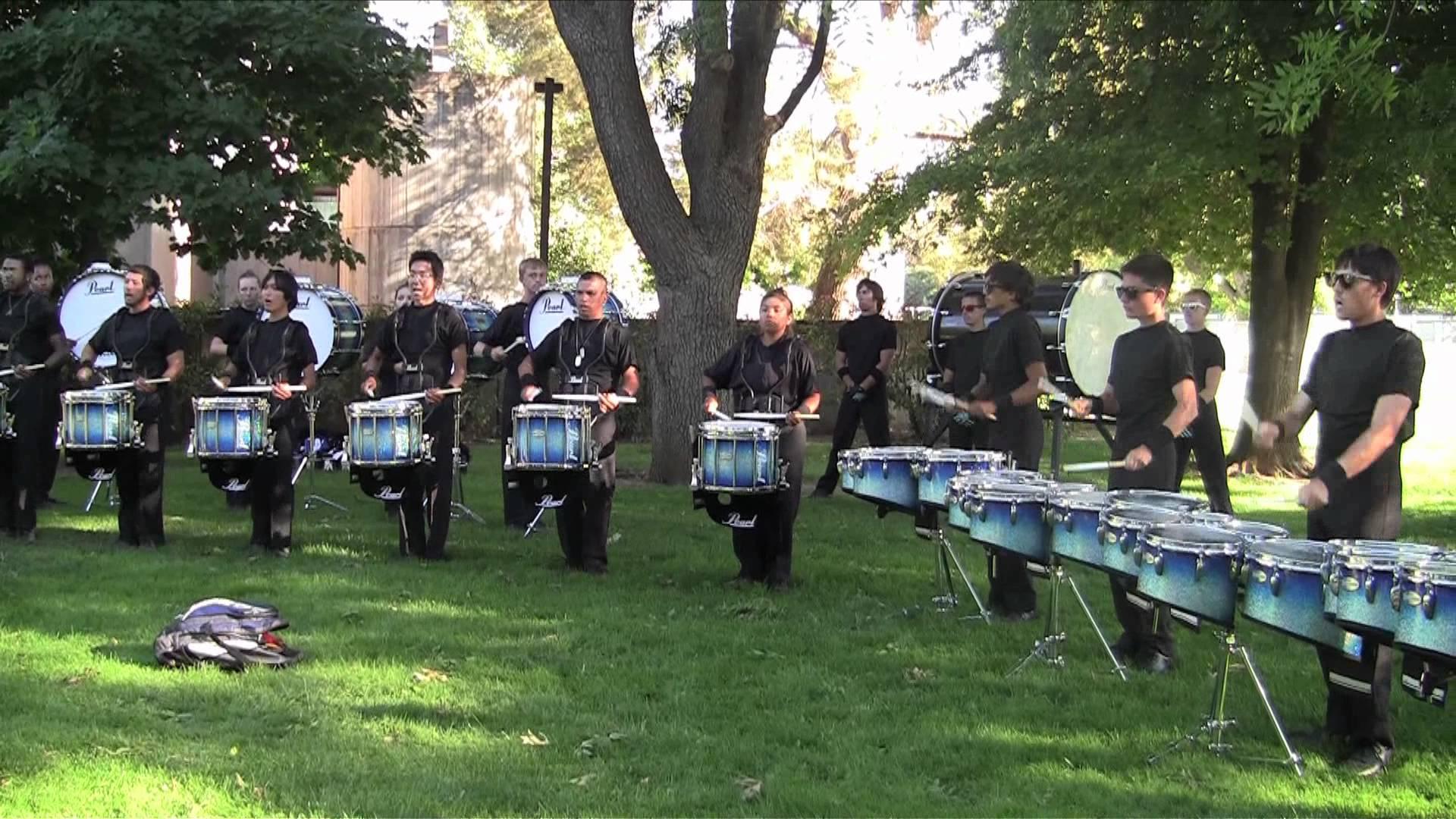 Blue Devils B Drumline 2012 – Show Music 3