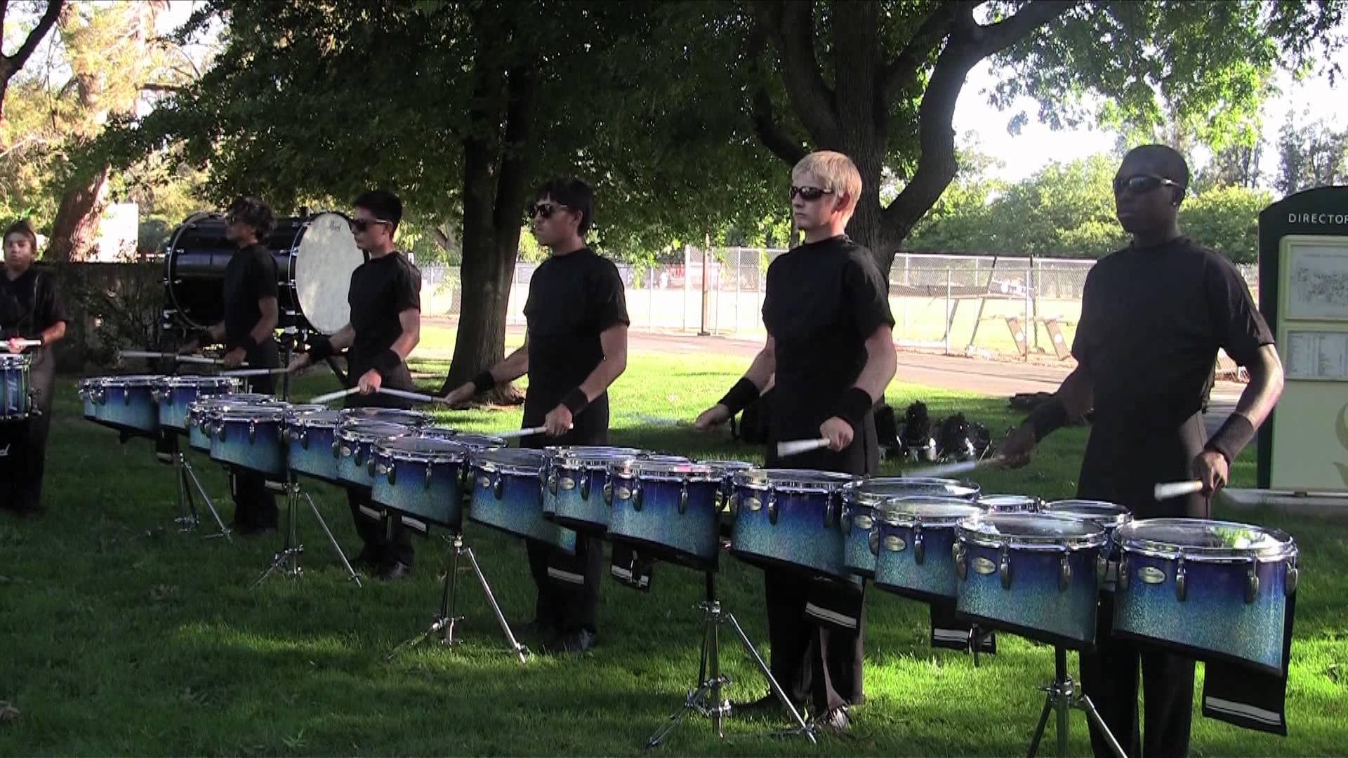 Blue Devils B Drumline 2012 – Show Music 4