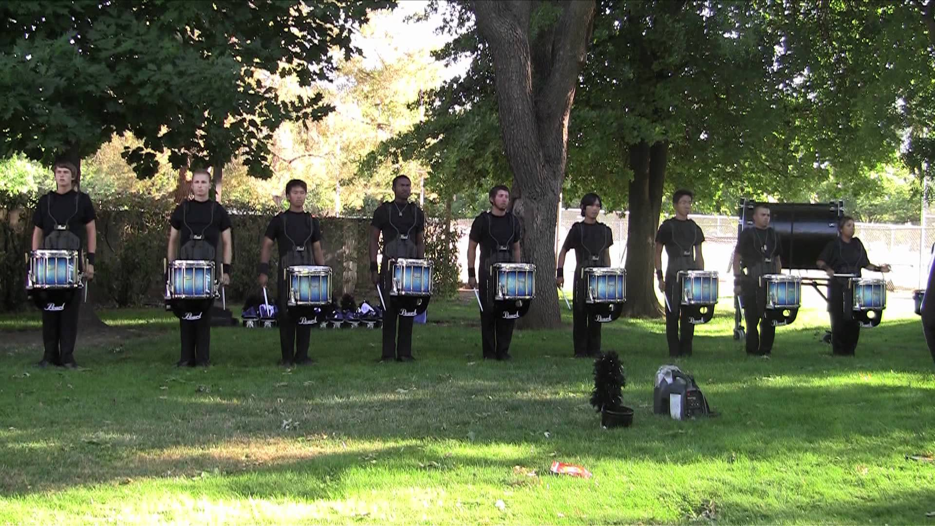 Blue Devils B Drumline 2012 – Show Music 6