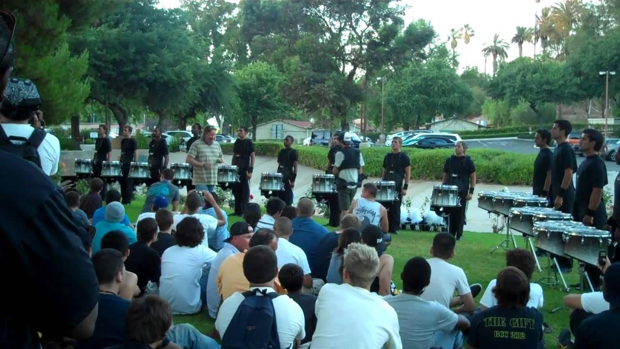 Blue Devils Drumline 2012 Drum Solo RCC Lot
