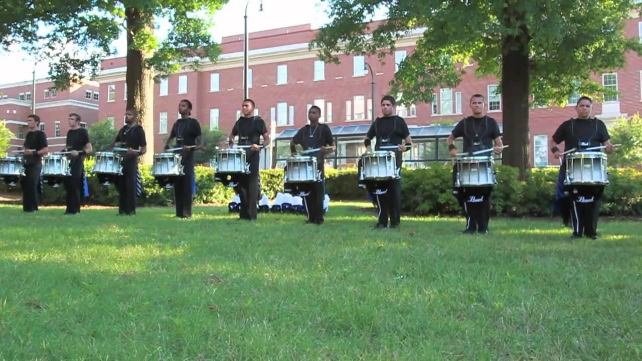 Blue Devils Drumline 2012 – Opener @ DCI Charlotte