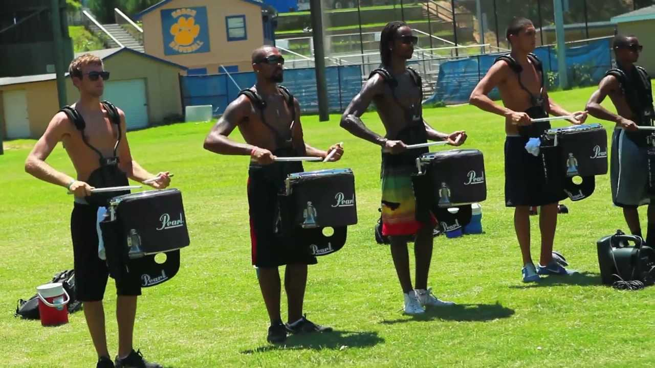 Blue Devils Drumline 2012 – PART 1 [1080HD]