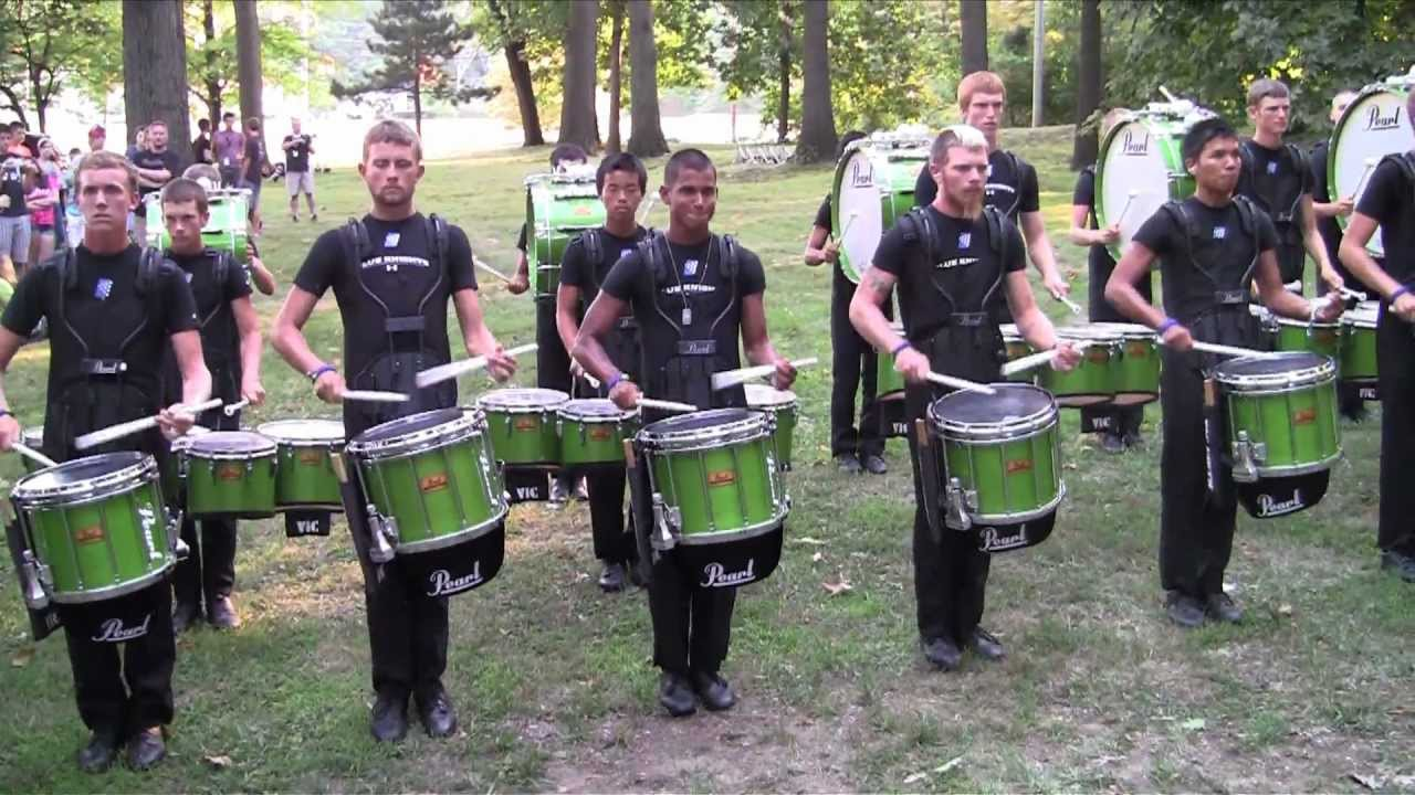 Blue Knights Drumline 2012 – Feature