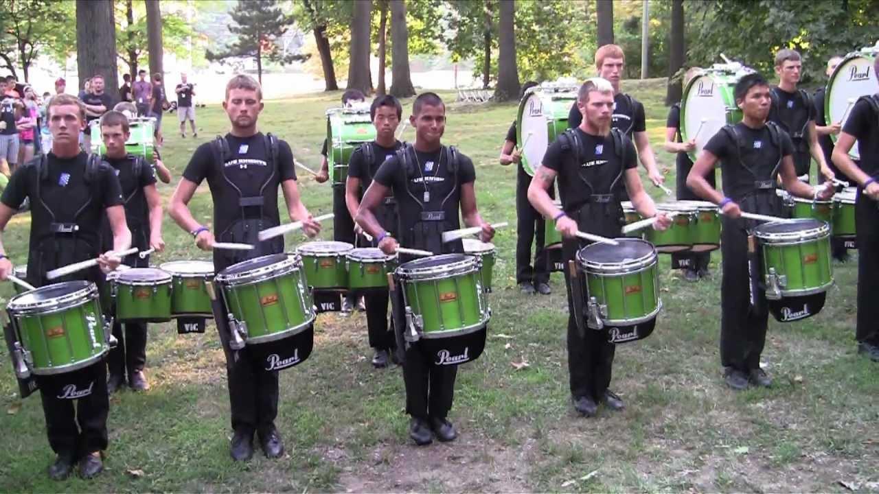 Blue Knights Drumline 2012 – Feature
