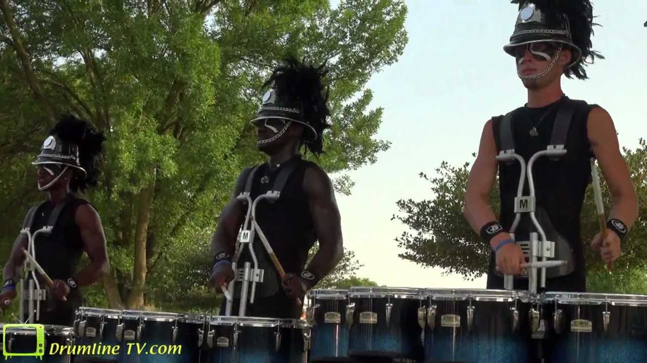 Bluecoats 2012 Drumline – Show of Shows – Rockford, Illinois 7-15-12